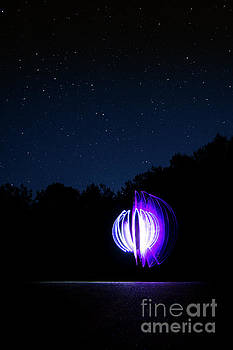 Star Orb by Brian Jones