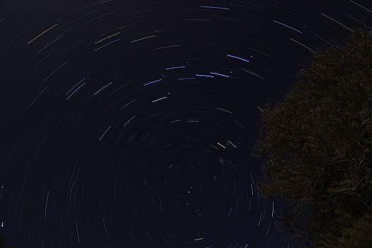 Star Trails 4 by Scott Harris