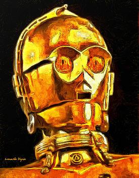 Star Wars C3po Droid Surprise 2 - PA by Leonardo Digenio