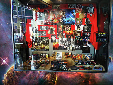 Star Wars Display by Bruce Iorio