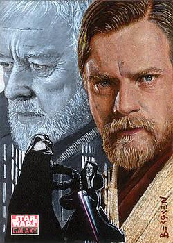 Star Wars Galaxy 4 Return 5 by Daniel Bergren