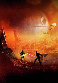 Star Wars by Joe Roberts