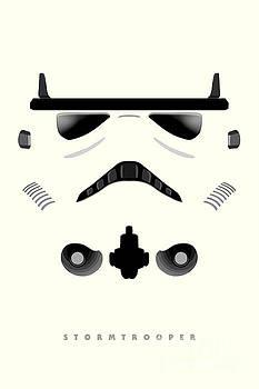 Star Wars - Stormtrooper by Luca Oleastri