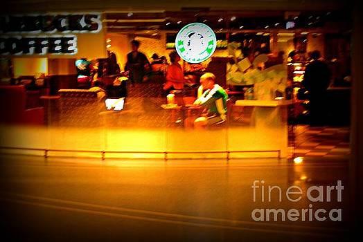 Frank J Casella - Starbucks Coffee Vibe