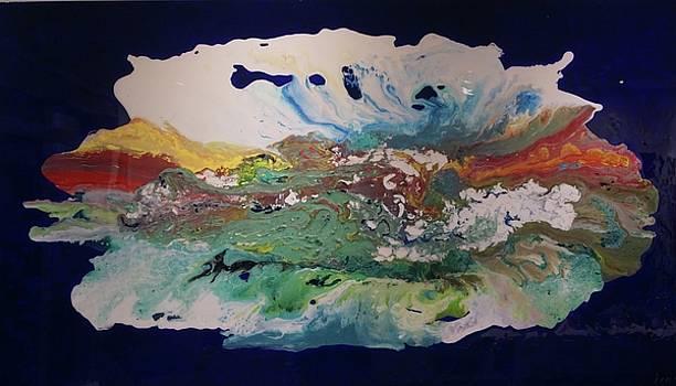 Masterpiece - 'Starburst' by iRMA Bijdemast