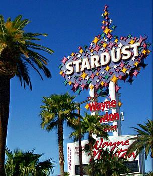 Stardust Casino Las Vegas by Bill Buth