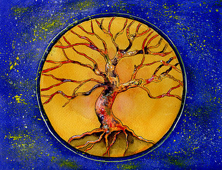 Stardust Tree by Brenda Owen