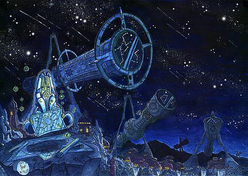 Stargazer by Luis Peres