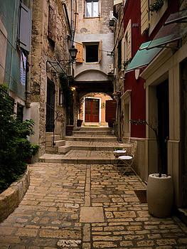 Stari Grad Steet by Rae Tucker