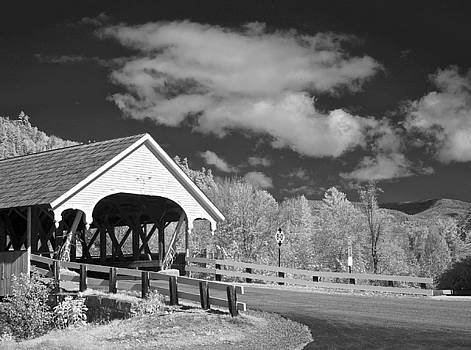 Stark Covered Bridge by James Walsh