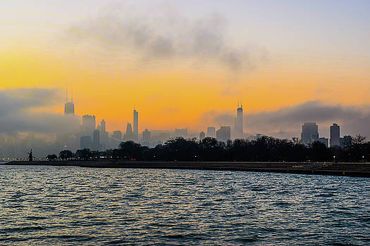 Stark Skyline by Eric Formato
