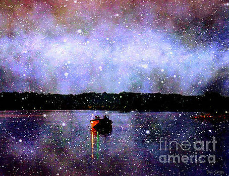 Starlight Fisherman by Dani Stites
