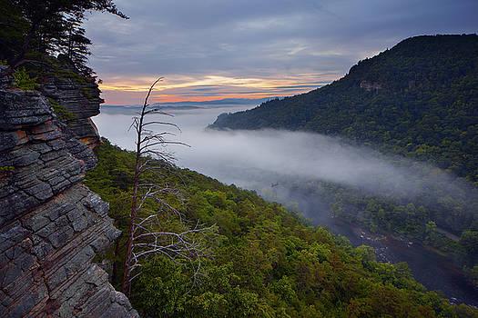 Starr Mountain Sunrise by Dennis Sprinkle