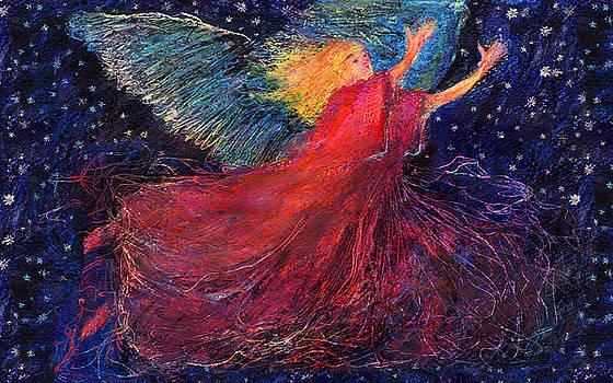 Starry Angel by Diana Ludwig