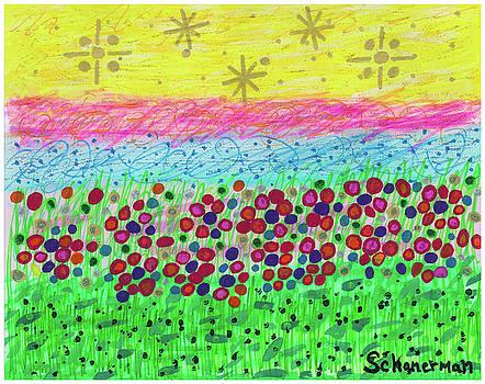 Starry Days of Summer by Susan Schanerman