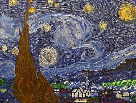 Starry Night - An Ode to Vincent by Joshua Redman