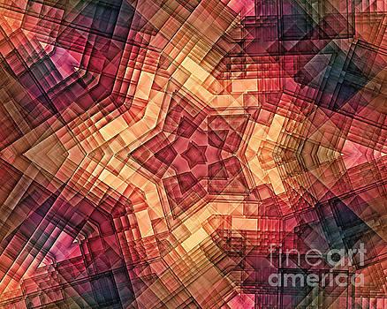 Justyna Jaszke JBJart - Stars abstraction art