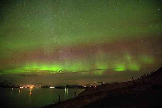 Matt Swinden - Stars and Northern Lights