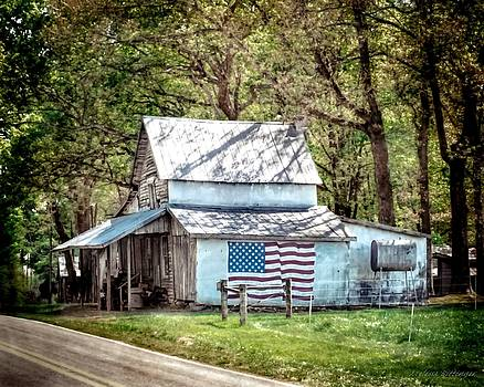 Stars and Stripes Country by Melissa Bittinger