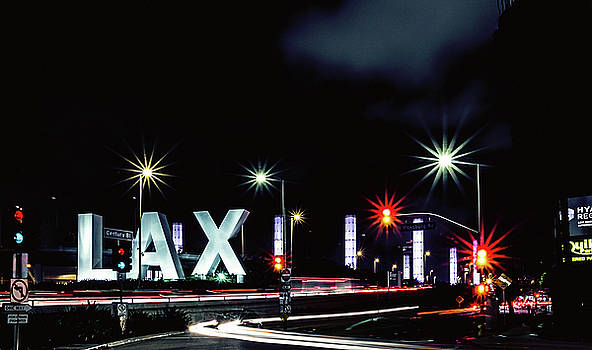 Stars Over LAX by April Reppucci