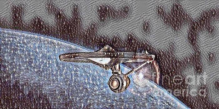 Pd - Starship Enterprise