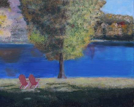Starting Fall by Barbara Joyce