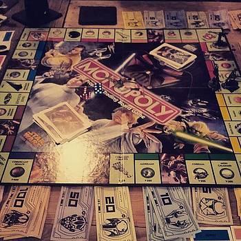 #starwars #starwarsmonopoly #monopoly I by Natalie Anne