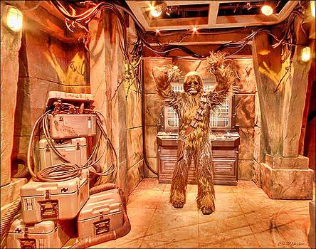 StarWars Wookiee by Ericamaxine Price