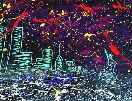 Stary City Nite by Nino  B