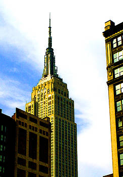 State of the Empire State by Leonard Rosenfield