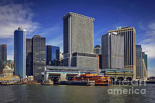 Staten Island Ferry by Joan McCool