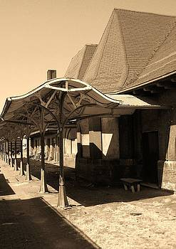 Station by Joseph Norvell