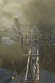 Station Smoke by Phil Child