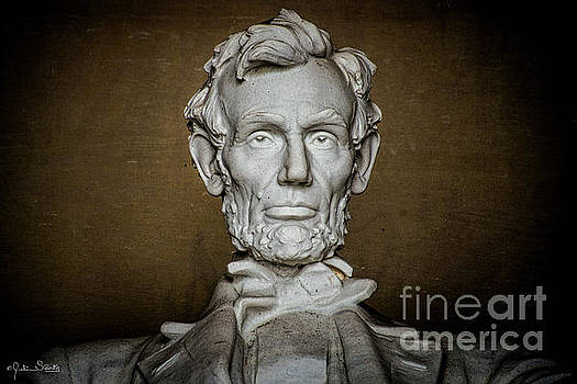 Julian Starks - Statue Of Abraham Lincoln - Lincoln Memorial #7