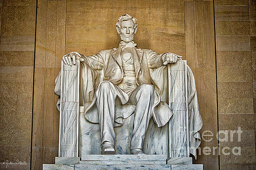 Julian Starks - Statue Of Abraham Lincoln - Lincoln Memorial #8