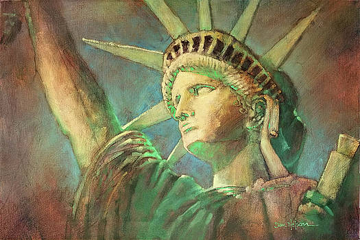 Statue of Liberty 1 by Dan Nelson