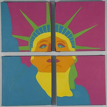 Statue of Liberty by Emory Goins