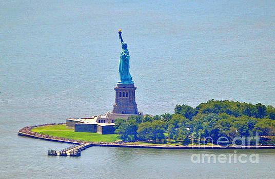 Jost Houk - Statue of Liberty