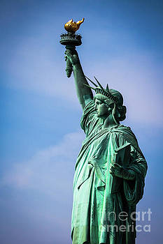 Statue of Liberty by Thomas Marchessault