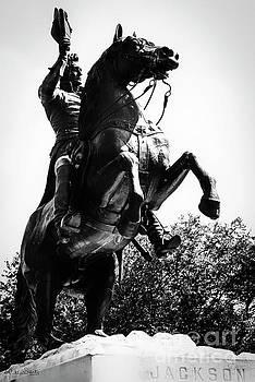 Julian Starks - Statue of President Andrew Jackson #1