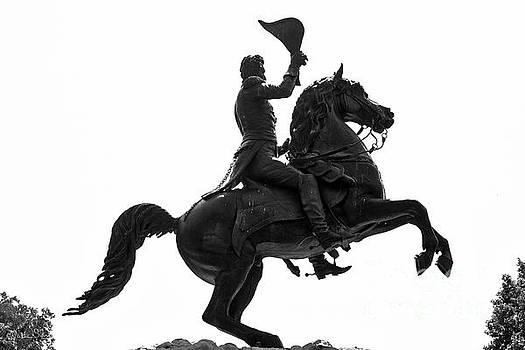 Julian Starks - Statue Of President Andrew Jackson #4
