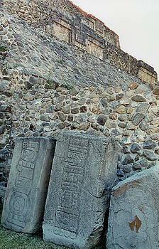 Michael Peychich - Statues of Danzantes