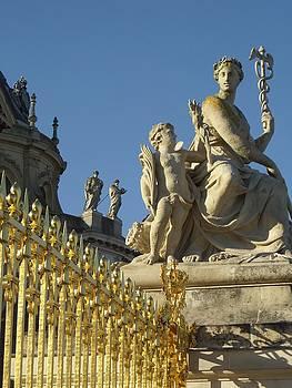 Statues of Versailles by John Tschirch