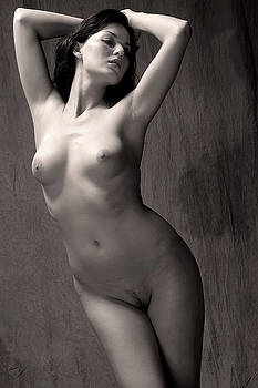 Statuesque #3 by Curt Johnson