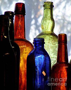 Staunton Bottles by Trish Casey-Green