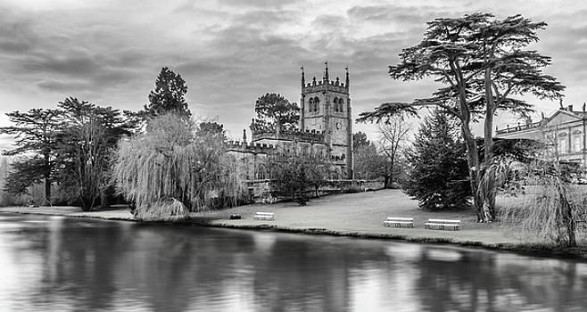 Staunton Harold Church by Nick Bywater