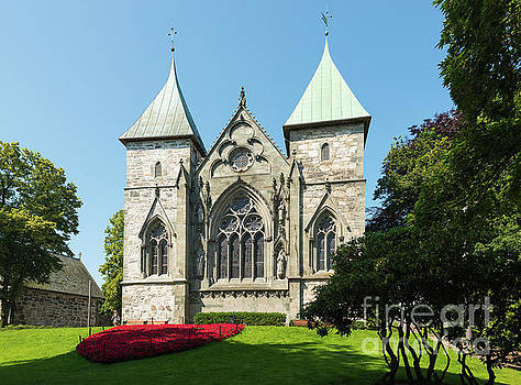 Stavanger Cathedral by Andrew Michael