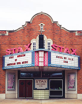 Stax Museum by Sonja Quintero