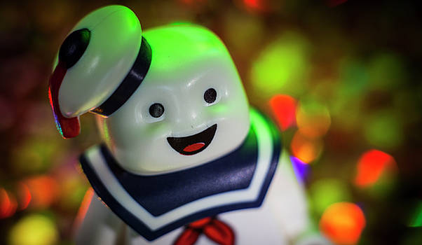 Stay Puft by Ernest M Aquilio