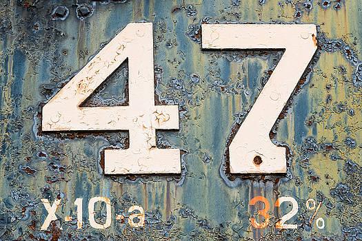 Steam Engine 47 by Jeff Abrahamson